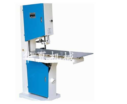 The bandsaw cutter