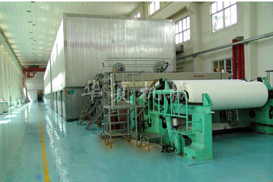 2400 type three-wire multi-cylinder paper making machine
