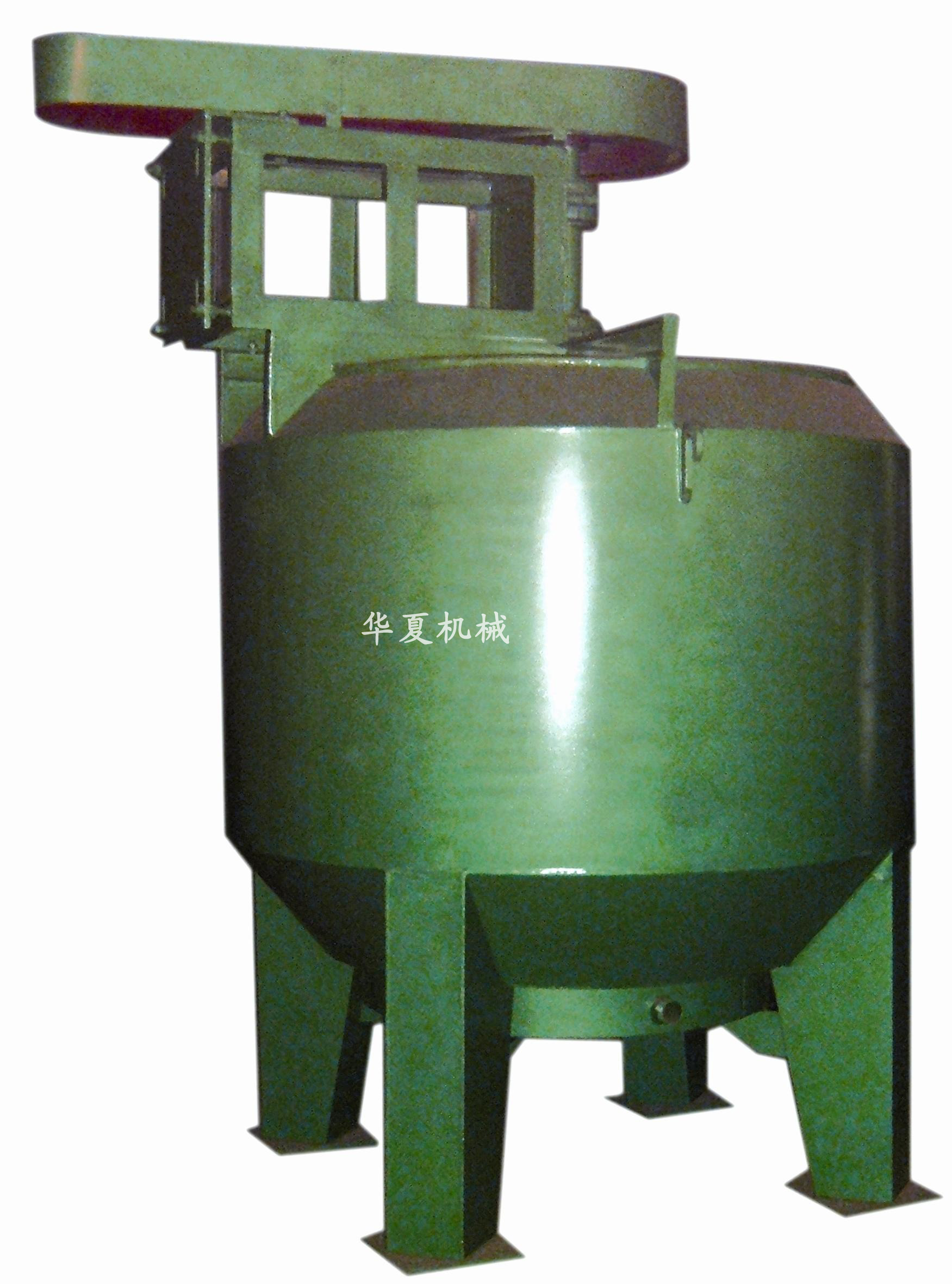 ZGS series high concentration waterpower pulp machine