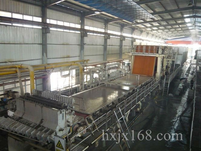 2640 type fourdrinier multi-cylinder fruit bag paper making machine